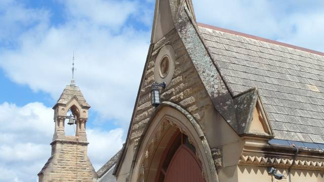 All Saints' Anglican Church - Accommodation Broome