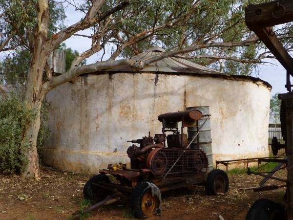 Hermannsburg Historical Precinct - Accommodation Broome