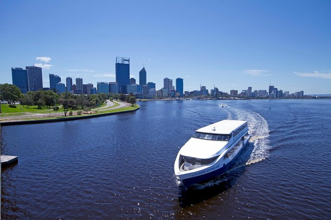 One-way Sightseeing Cruise between Perth and Fremantle - Accommodation Broome