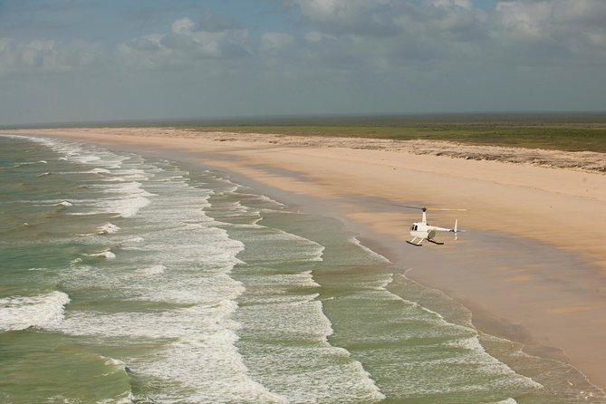 Broome 45 Minute Scenic Creek & Coast Helicopter Flight
