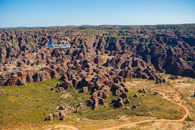 Scenic Air Tour of the Bungle Bungle Range and Lake Argyle from Kununurra - Accommodation Broome