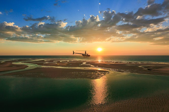 Broome 30 Minute Scenic Helicopter Flight
