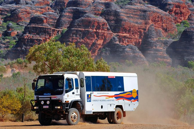 APT Kimberley Wilderness Adventures Purnululu Bungle Bungle 4WD Experience - Accommodation Broome