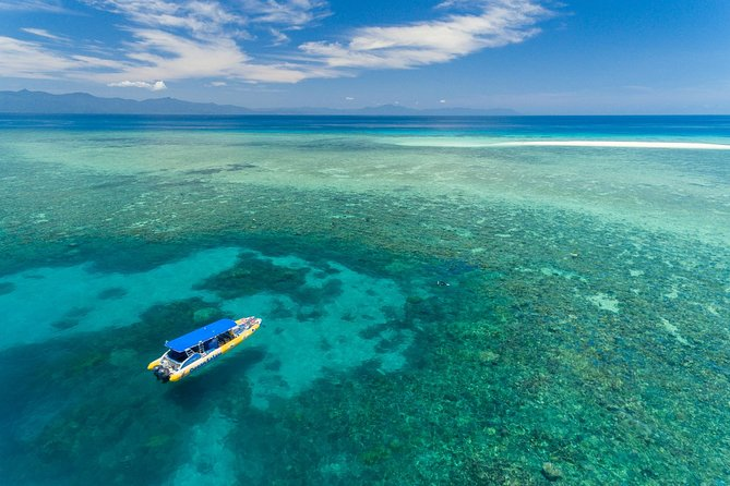 Ocean Safari Great Barrier Reef Experience in Cape Tribulation - Accommodation Broome