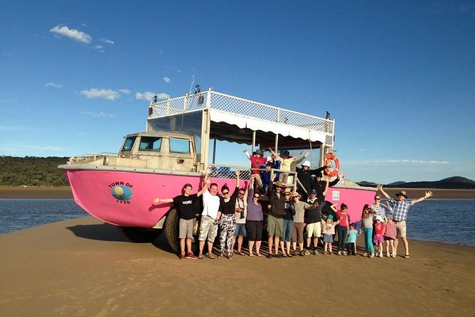Town of 1770 Afternoon Cruise - Accommodation Broome