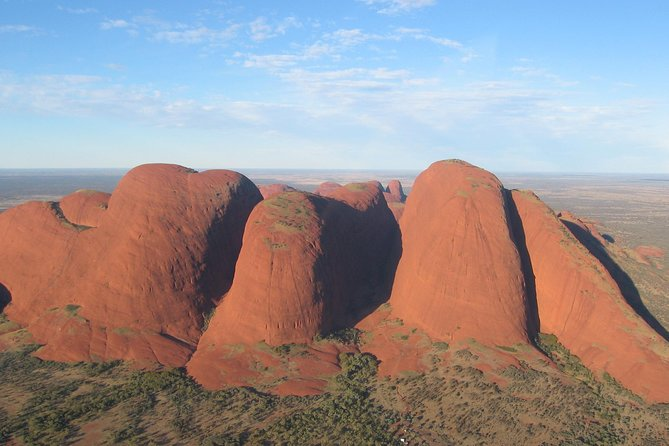 Kata Tjuta and Uluru Grand View Helicopter Flight - Accommodation Broome