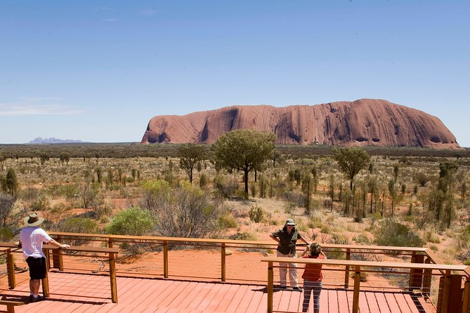 Uluru Small Group Tour including Sunset - Accommodation Broome