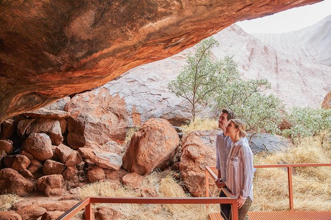Uluru Base and Sunset Half-Day Trip with Optional Outback BBQ Dinner - Accommodation Broome
