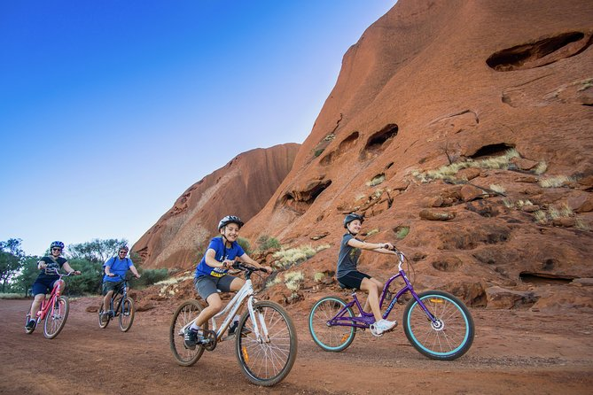 Outback Cycling Uluru Bike Ride - Accommodation Broome