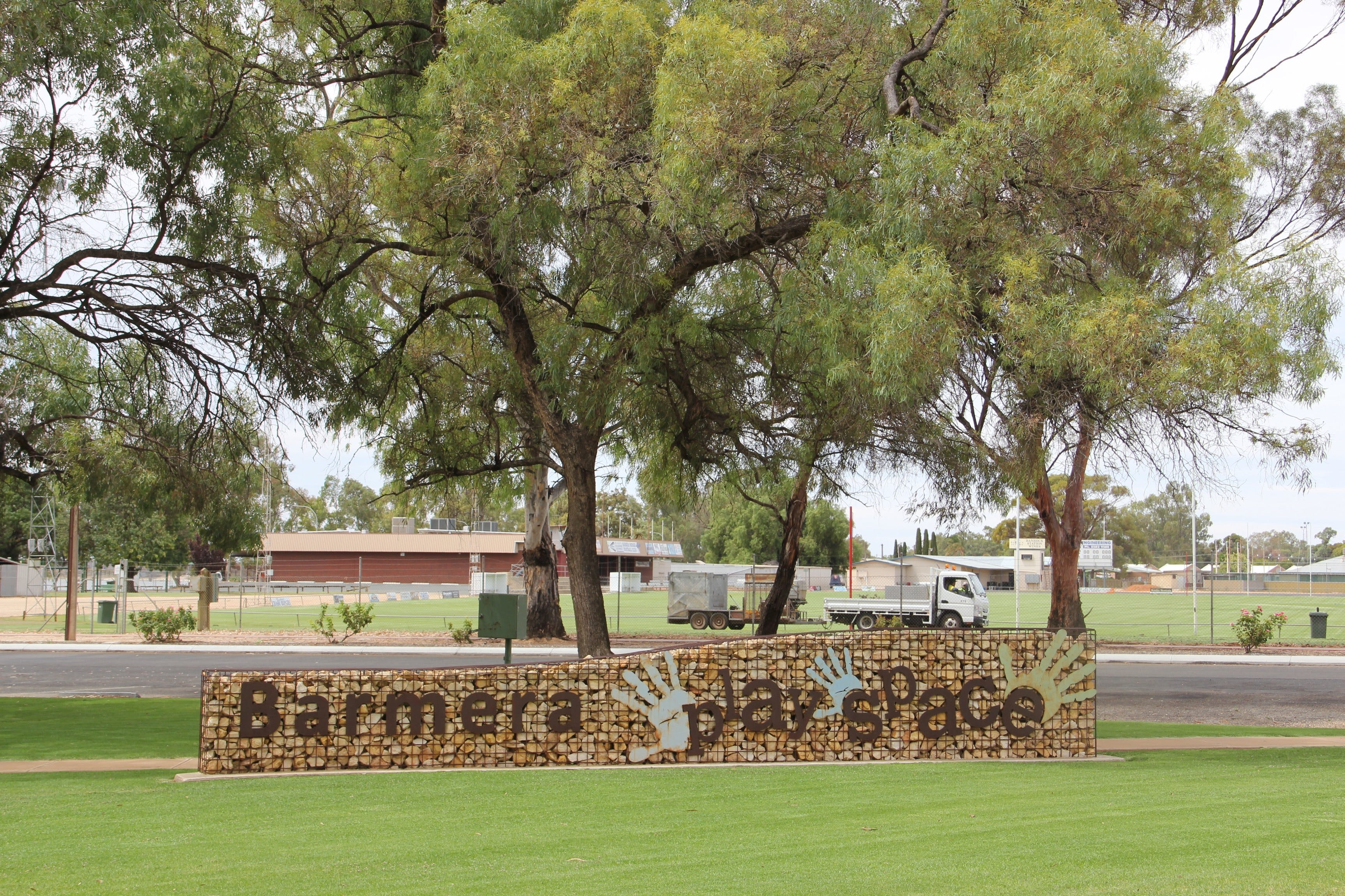 Barmera Playspace - Accommodation Broome