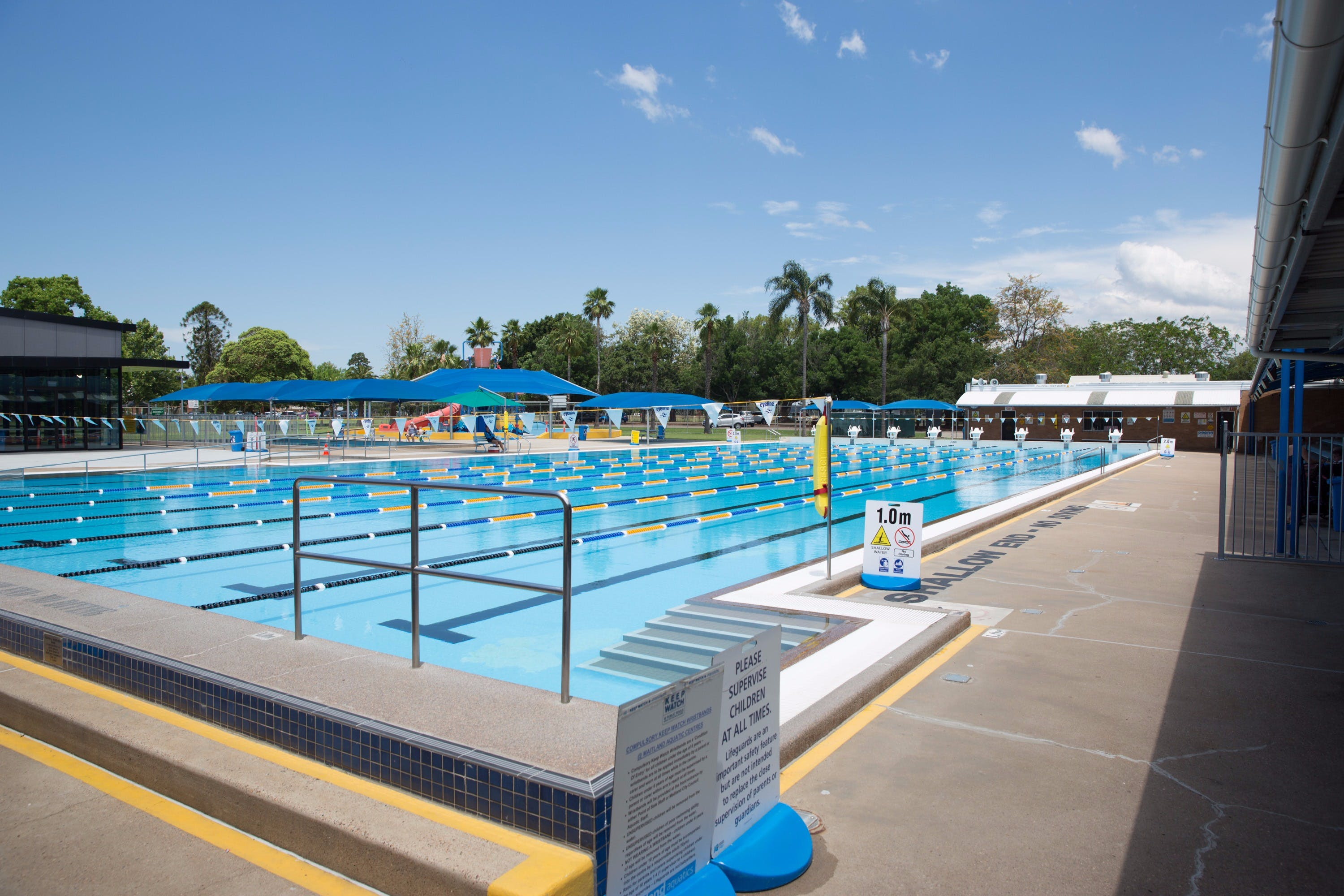 East Maitland Aquatic Centre - Accommodation Broome