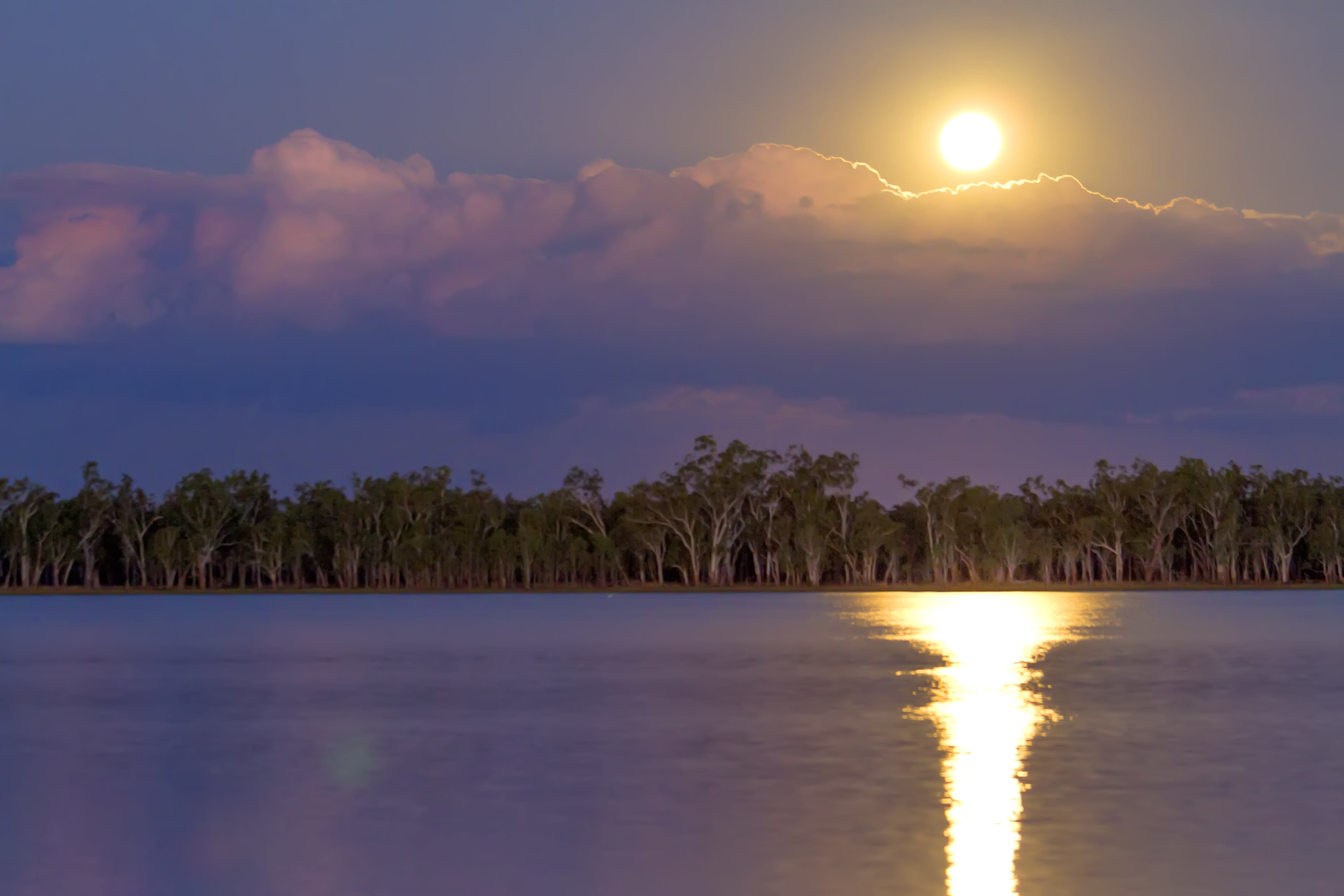 Lake Broadwater Conservation Park - Accommodation Broome