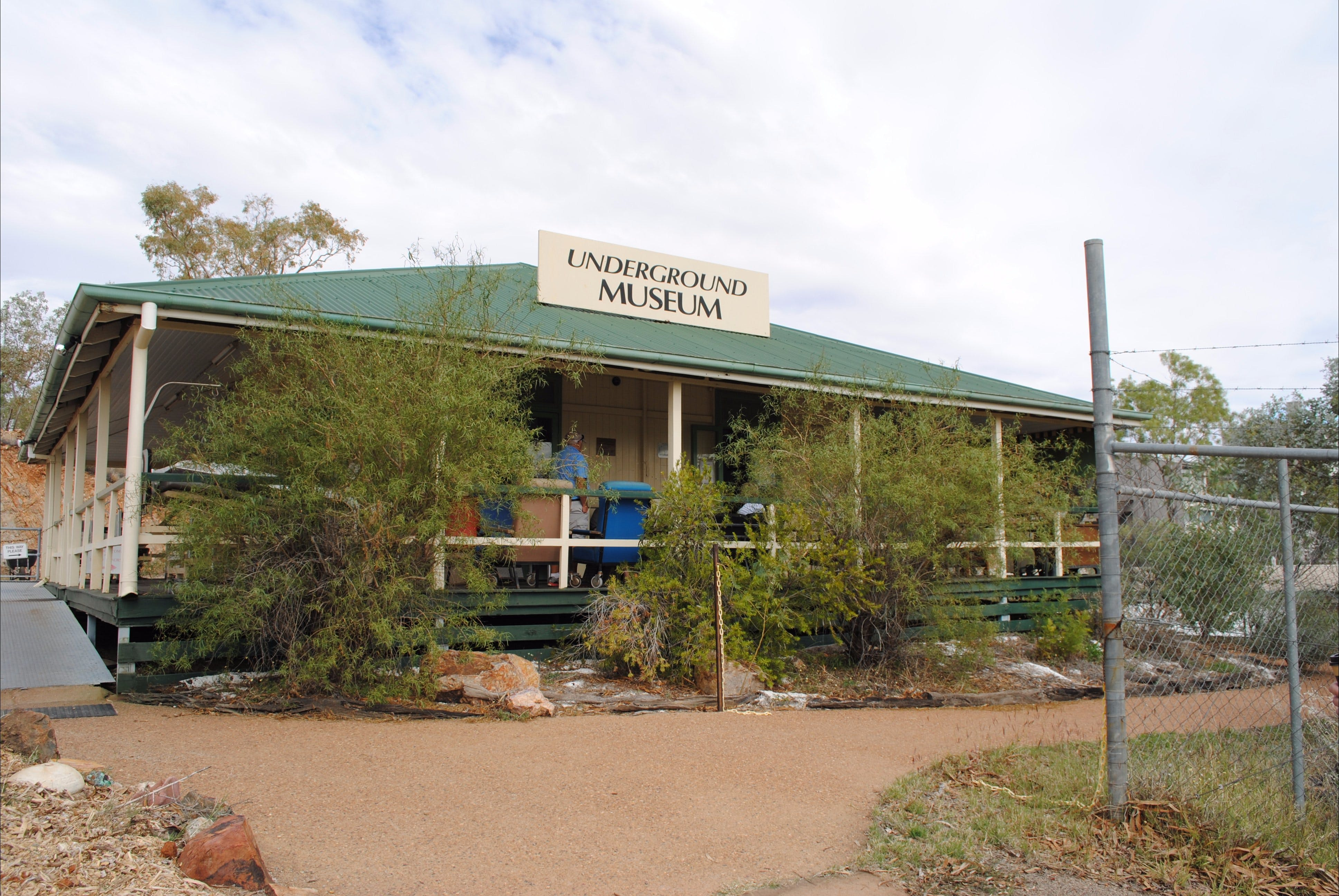 Mount Isa Underground Hospital and Museum - Accommodation Broome