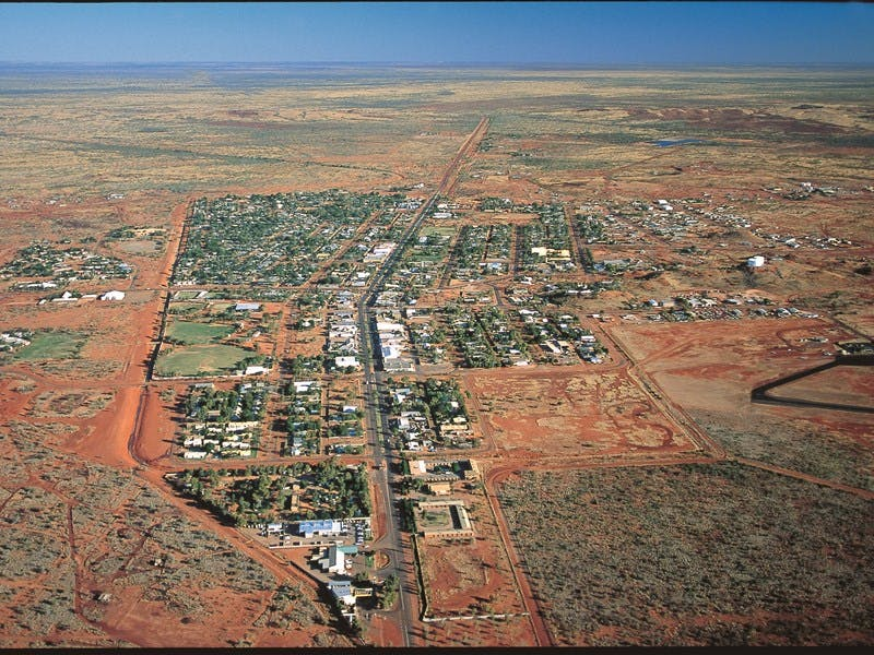 Tennant Creek - Accommodation Broome