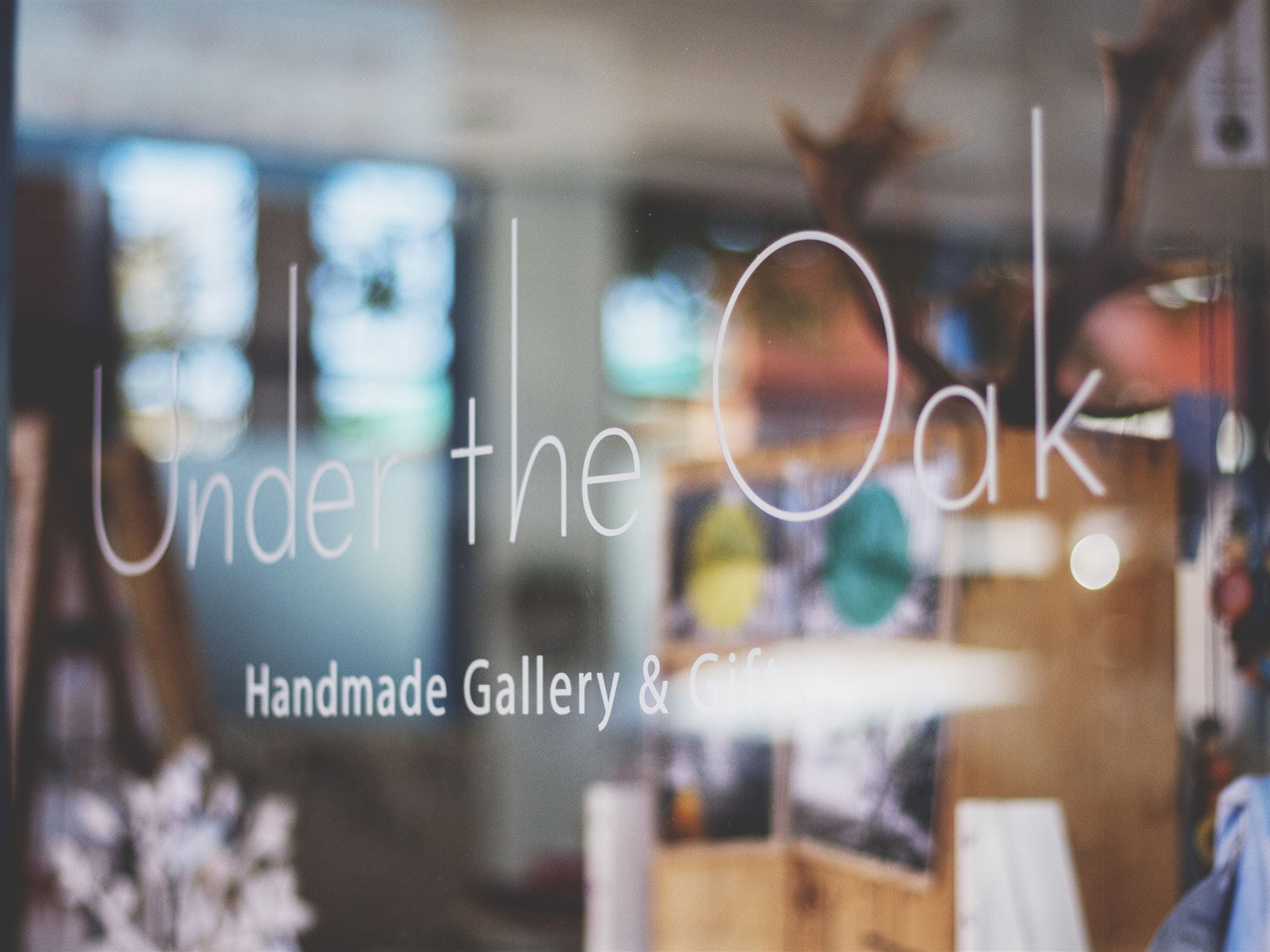 Under The Oak Handmade Gallery and Gifts - Accommodation Broome