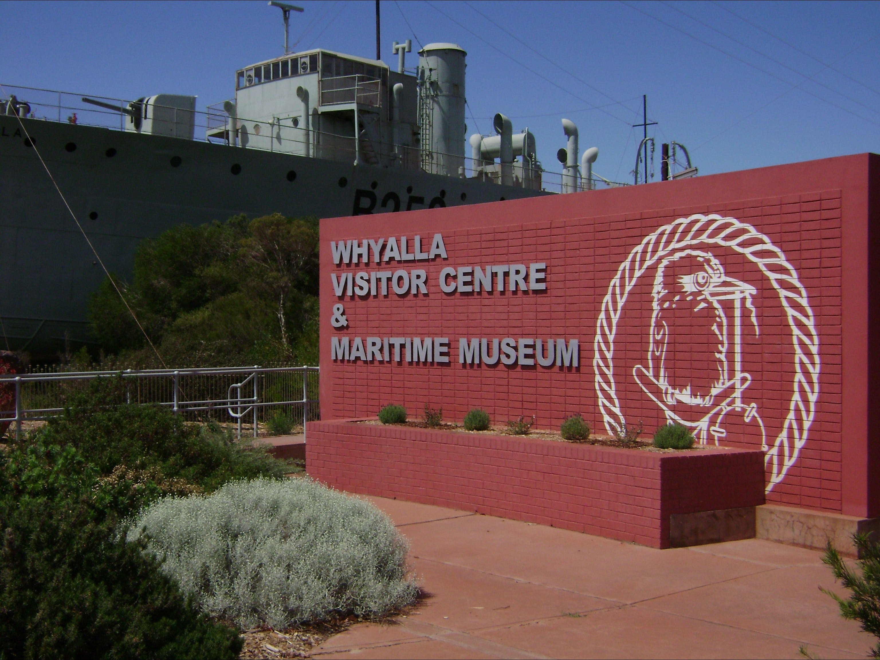 Whyalla Maritime Museum - Accommodation Broome