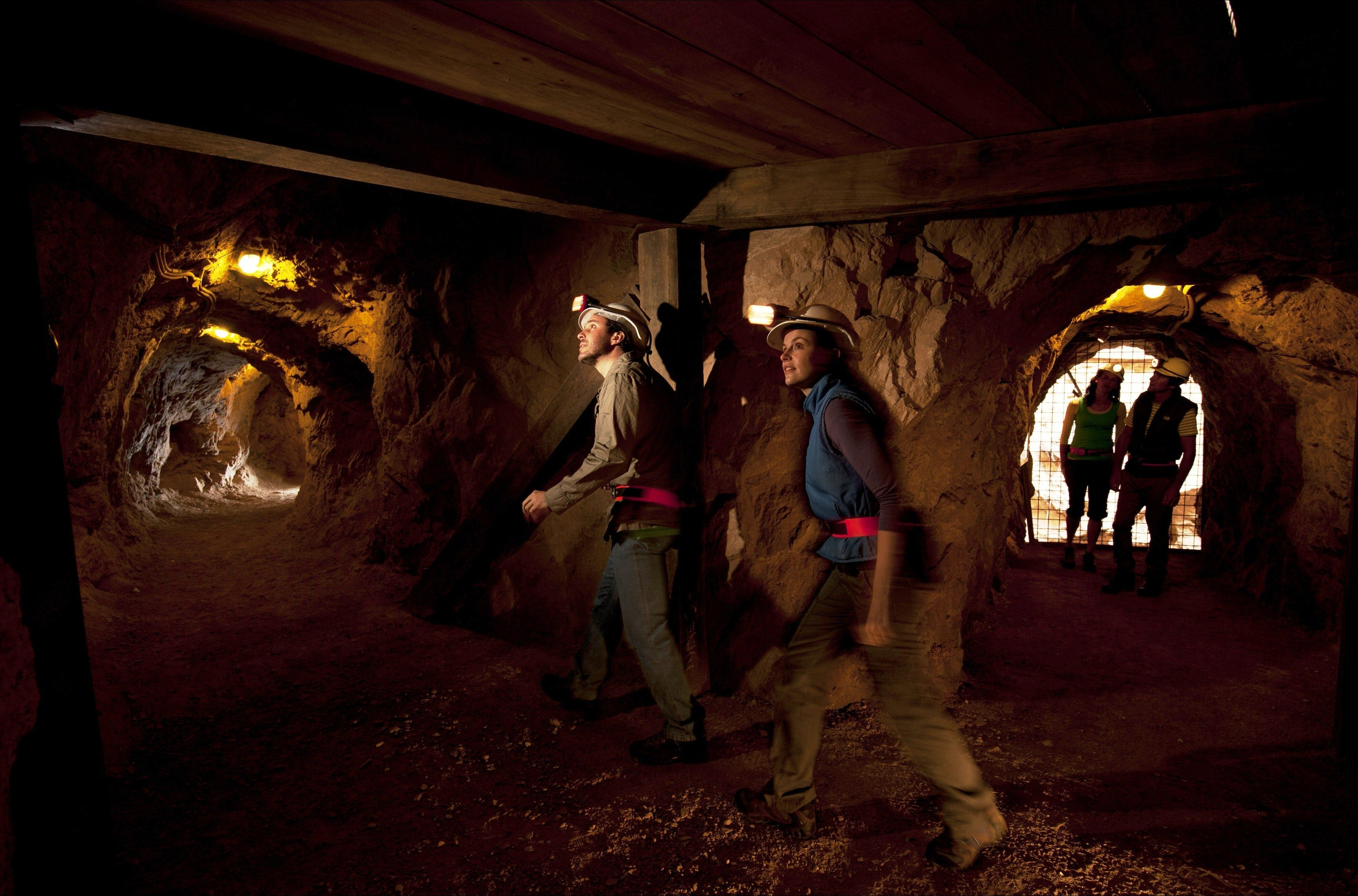 Blinman Heritage Mine - Accommodation Broome
