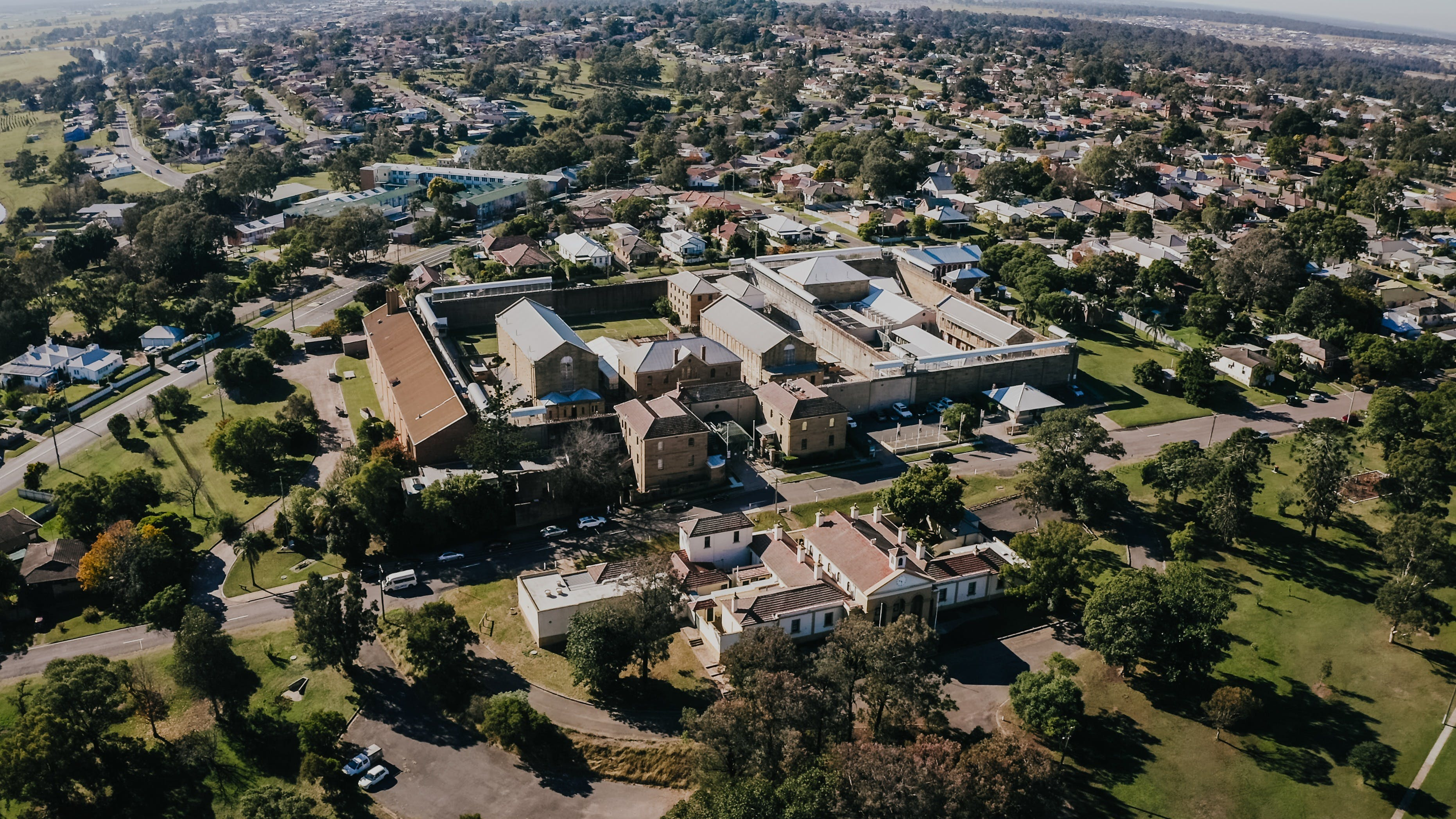 Maitland Gaol - Accommodation Broome