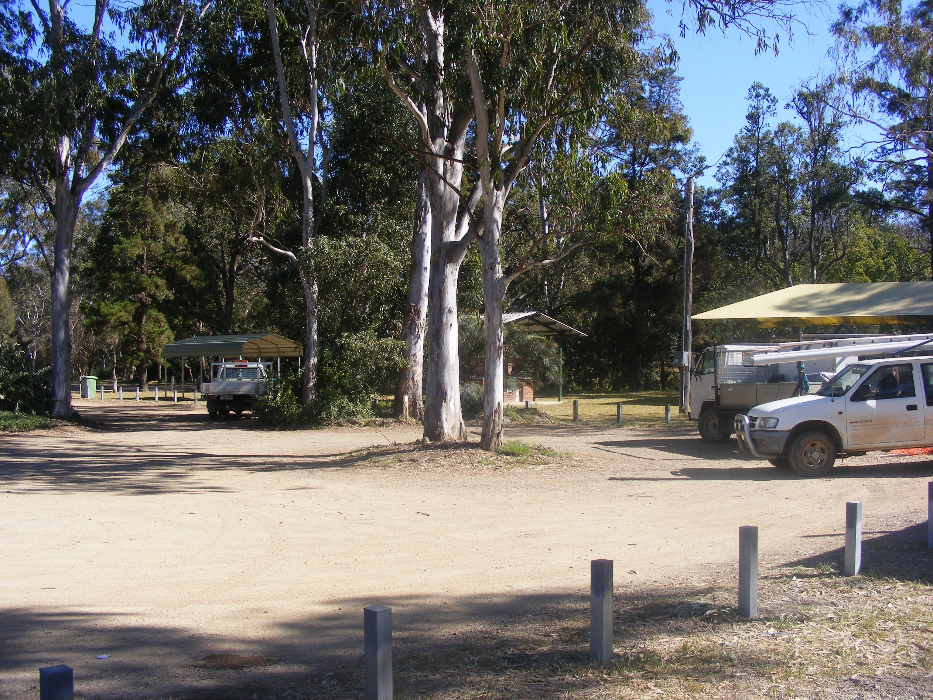 Lions Park - Nanango - Accommodation Broome