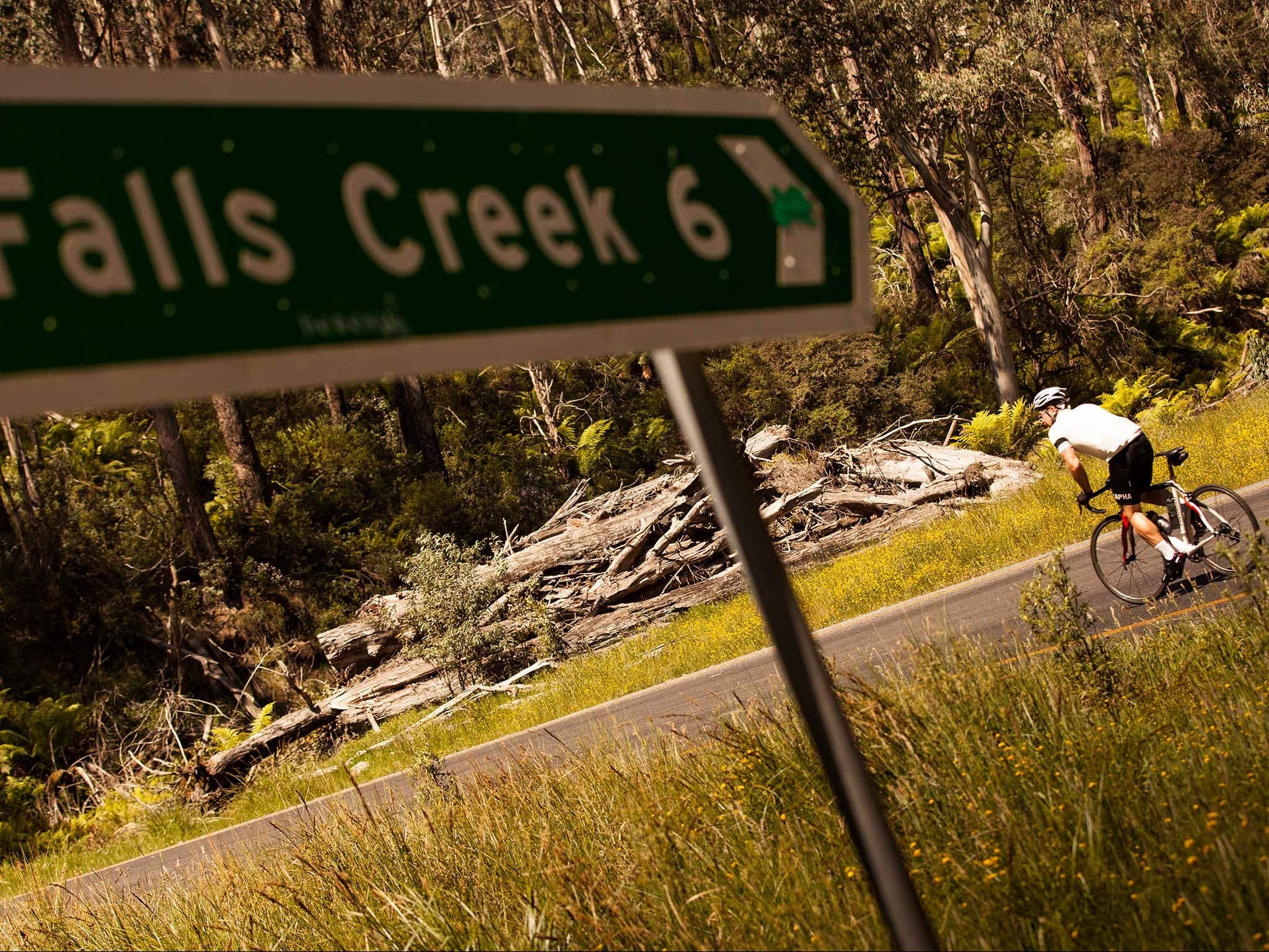 7 Peaks Ride - Falls Creek - Accommodation Broome