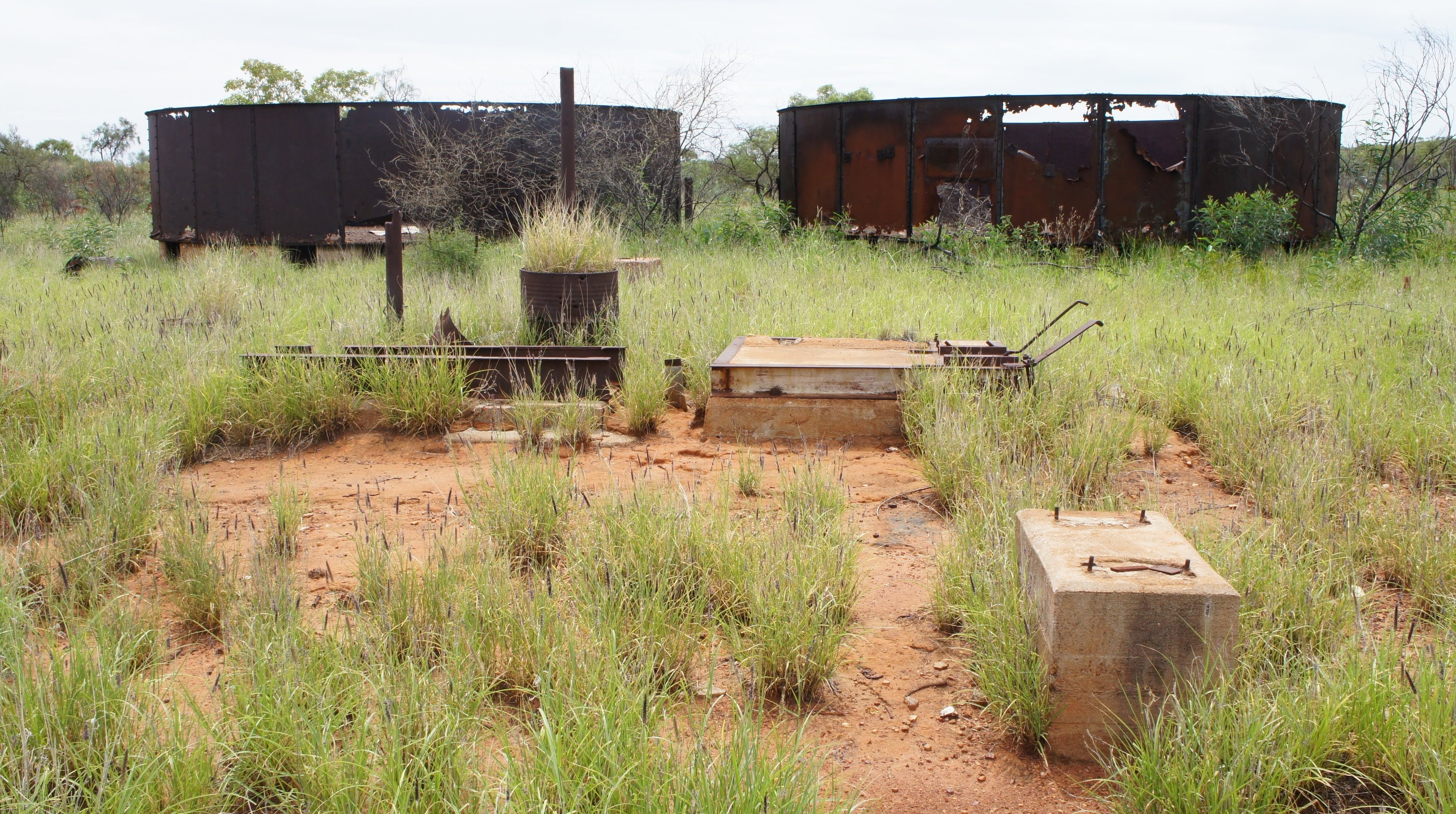 Ghans Bore No7 Govt Bore - Accommodation Broome