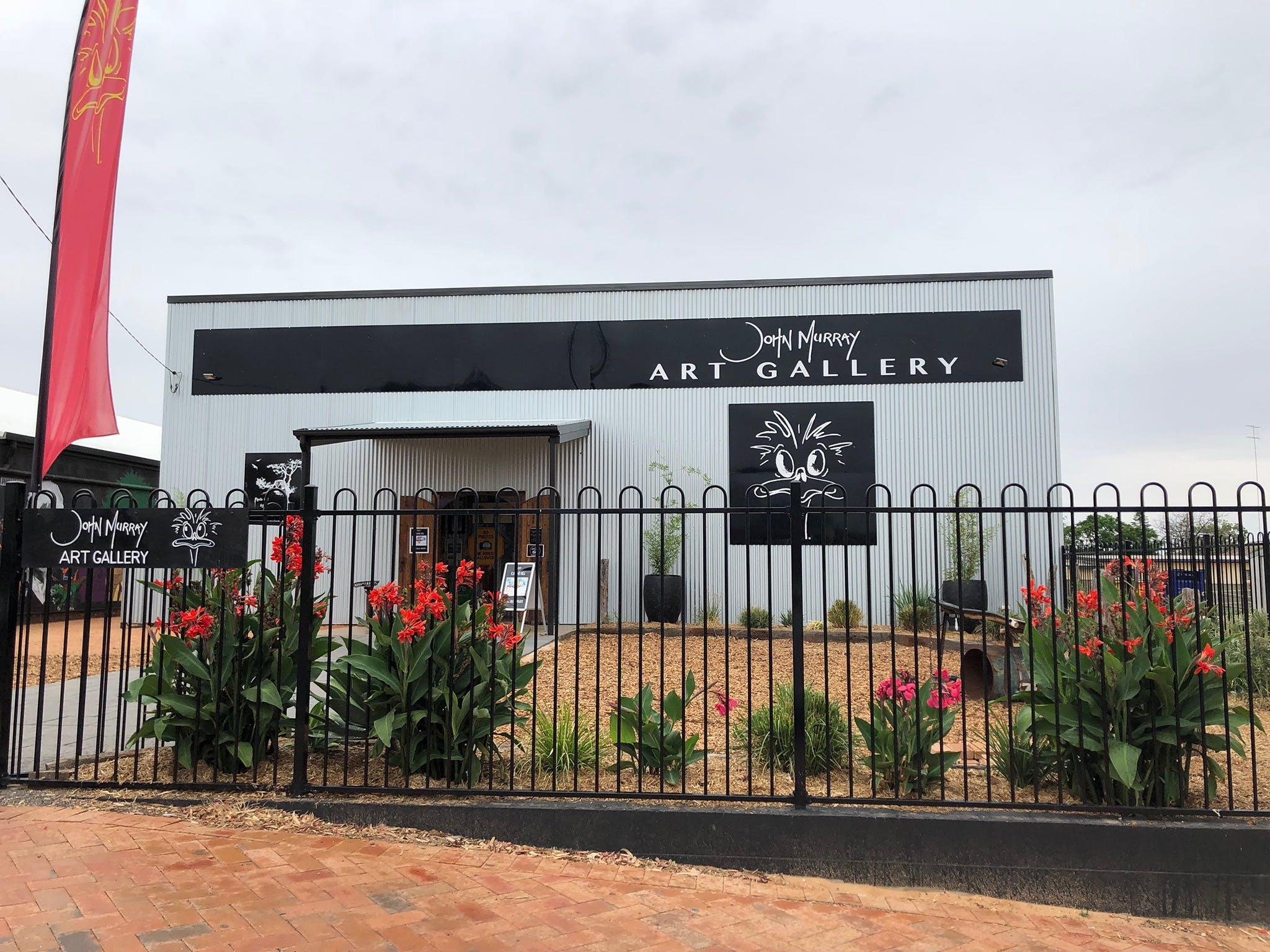 John Murray Art Gallery - Accommodation Broome
