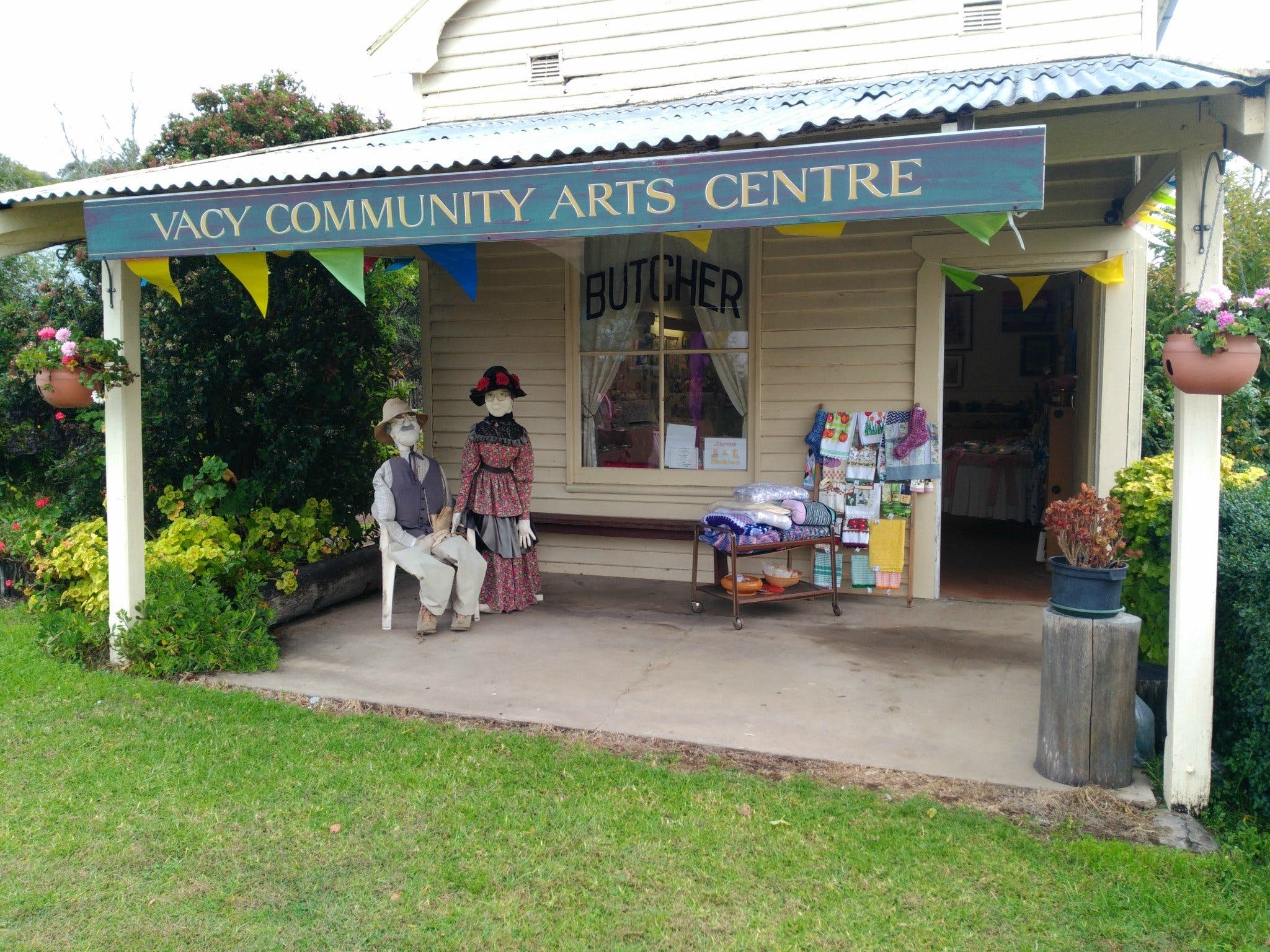 Vacy Community Arts Centre - Accommodation Broome