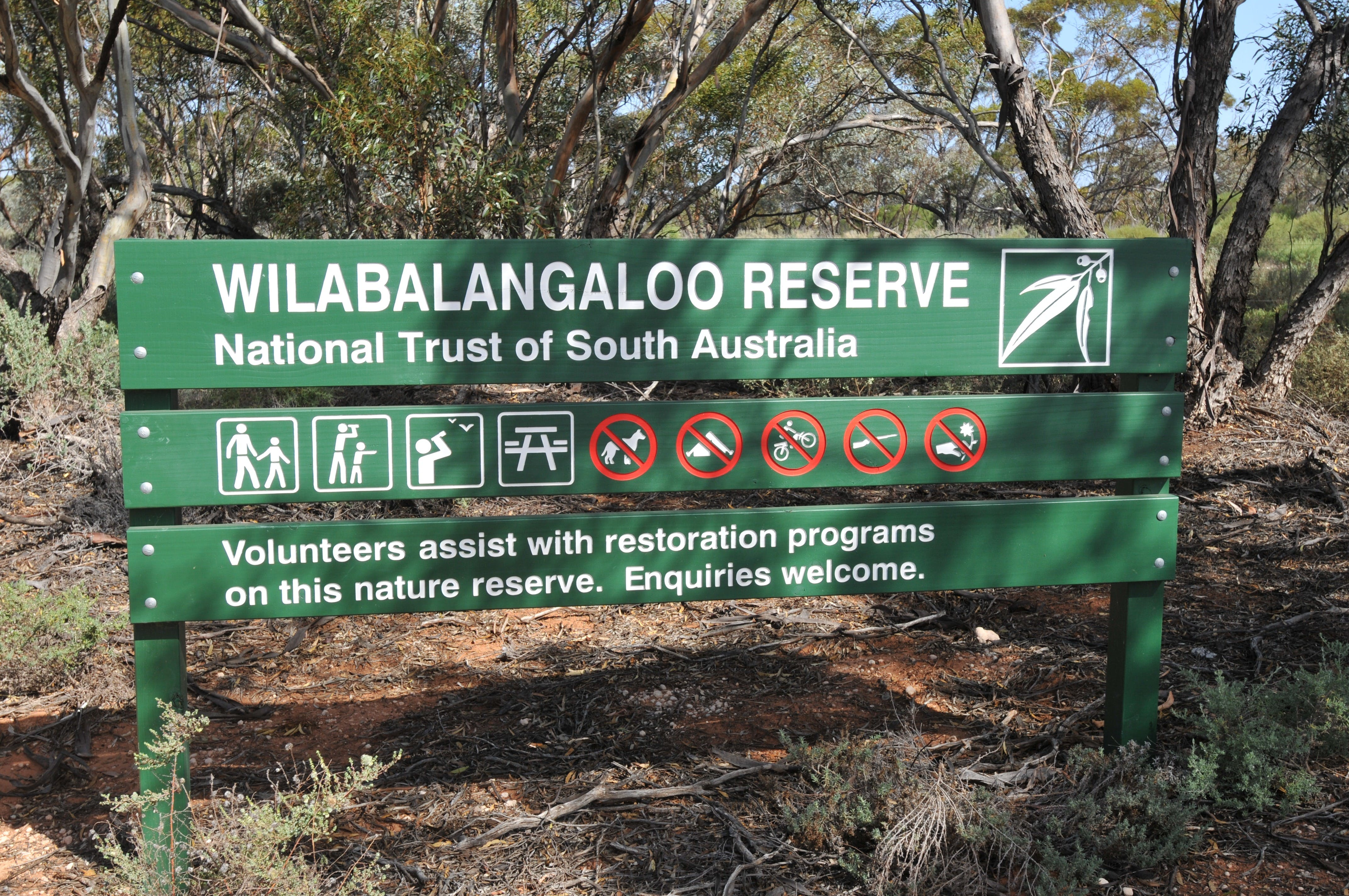 Wilabalangaloo Reserve - Accommodation Broome