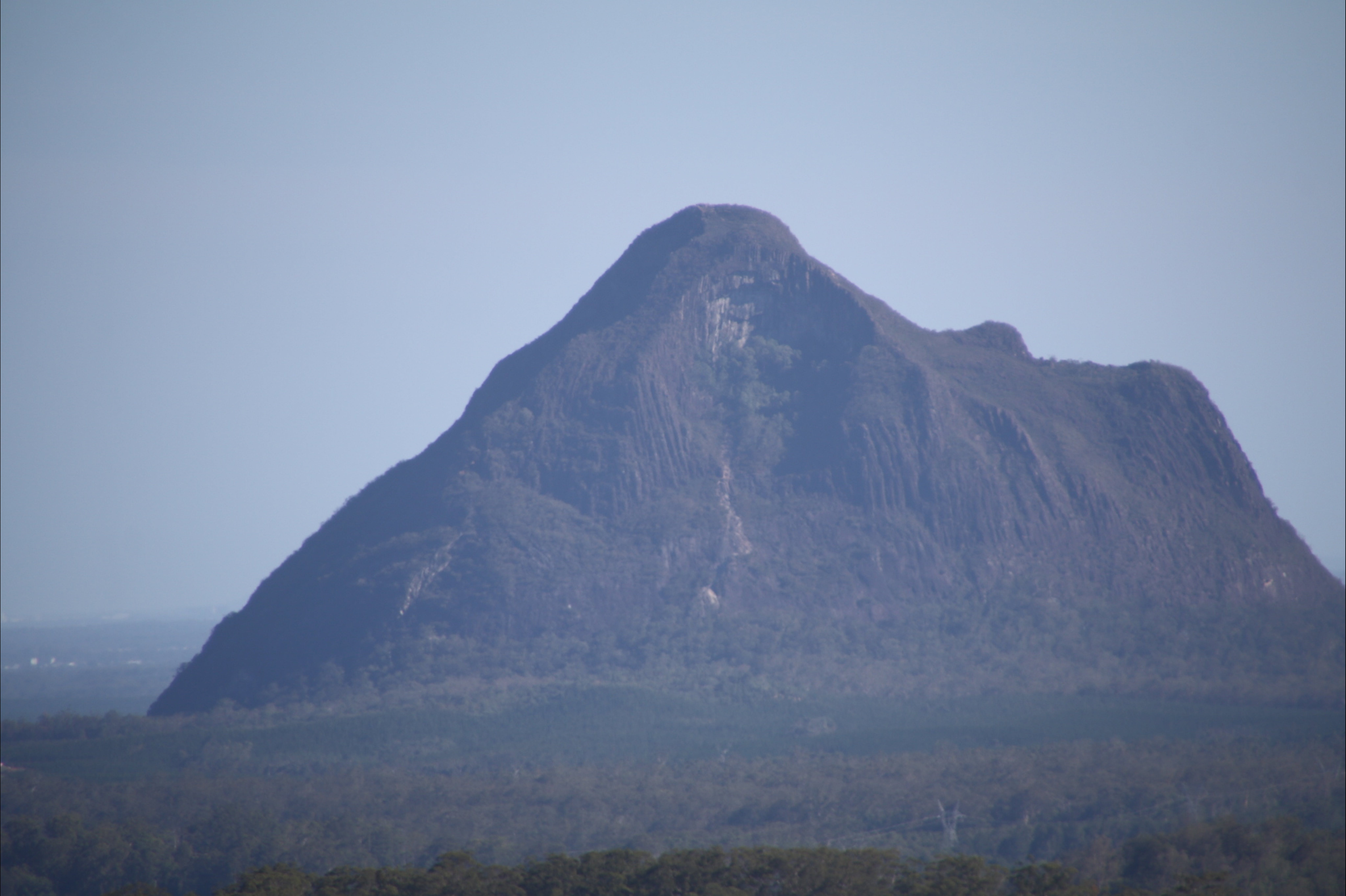 Mount Beerwah - Accommodation Broome