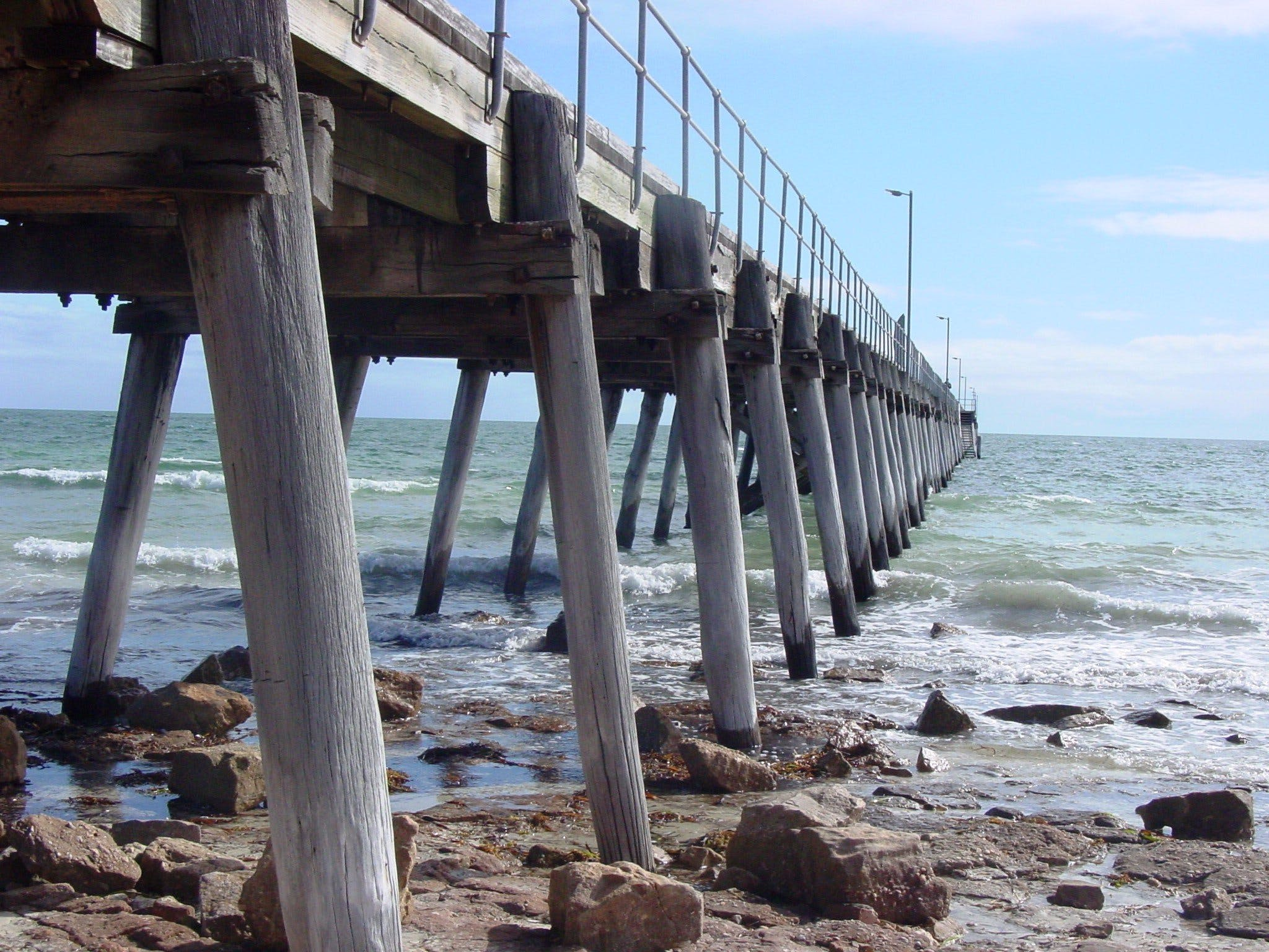 Port Hughes Jetty - Accommodation Broome