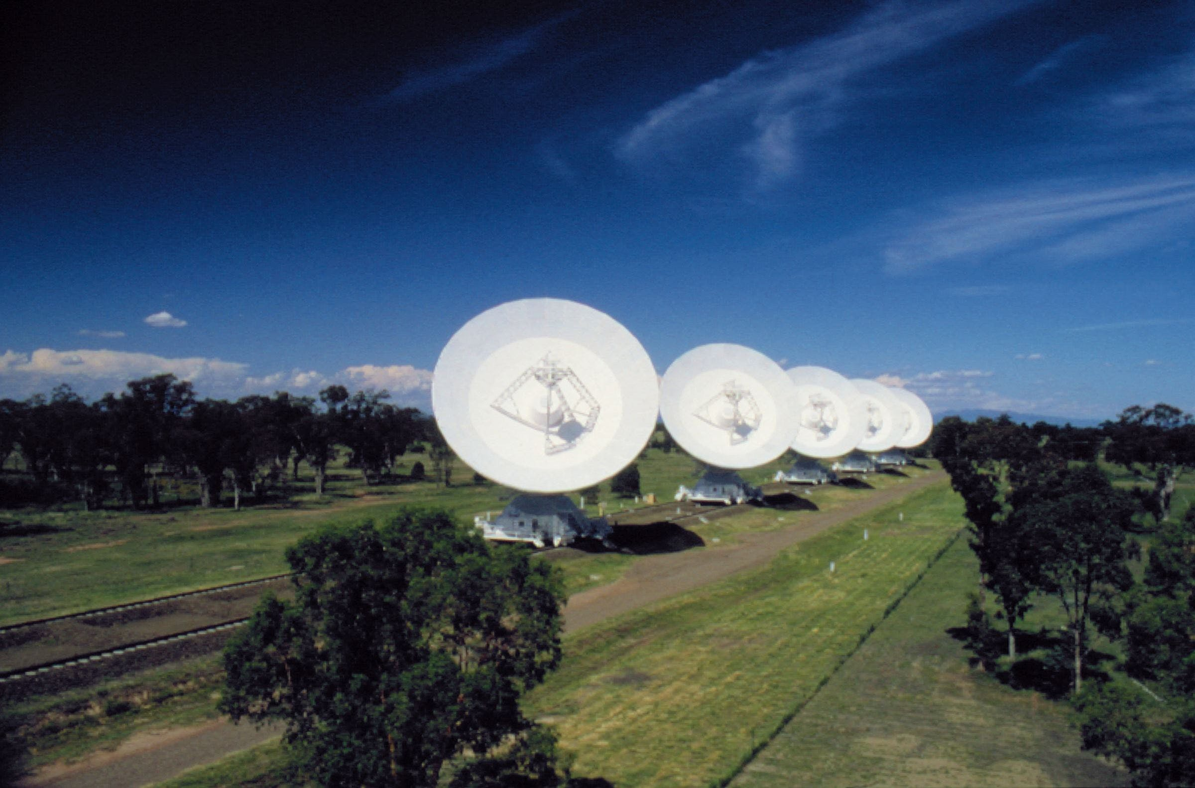 CSIRO Australia Telescope Narrabri - Accommodation Broome