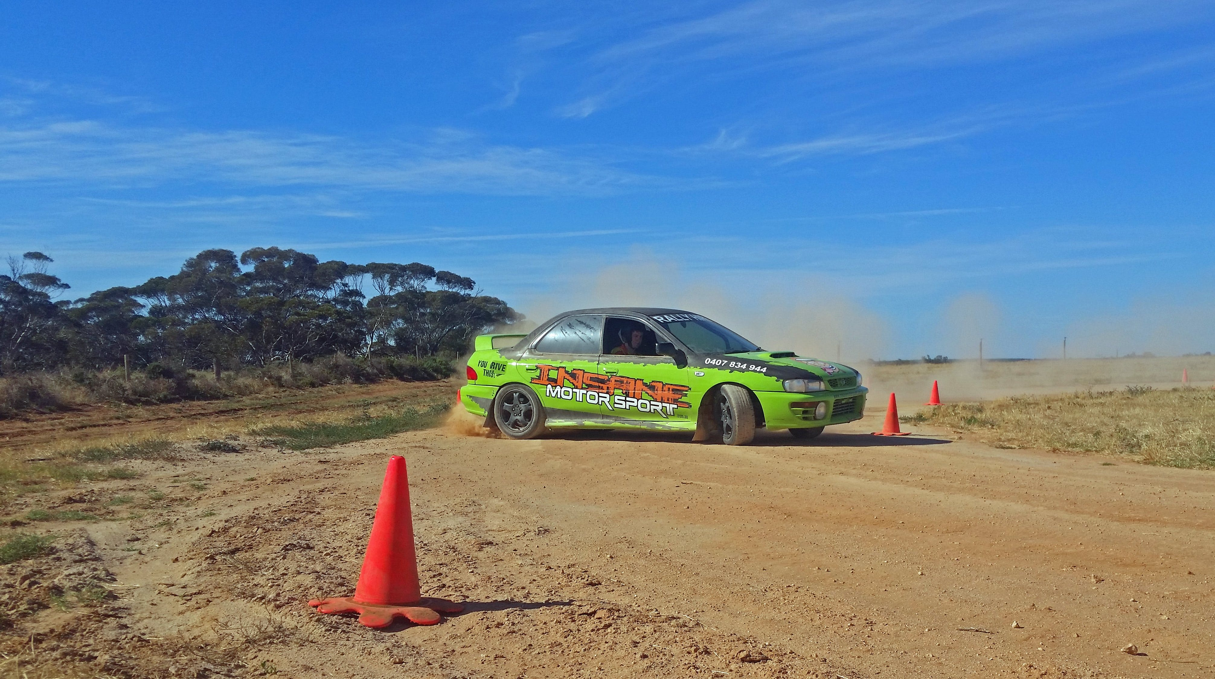 Rally Driving Loveday - Accommodation Broome