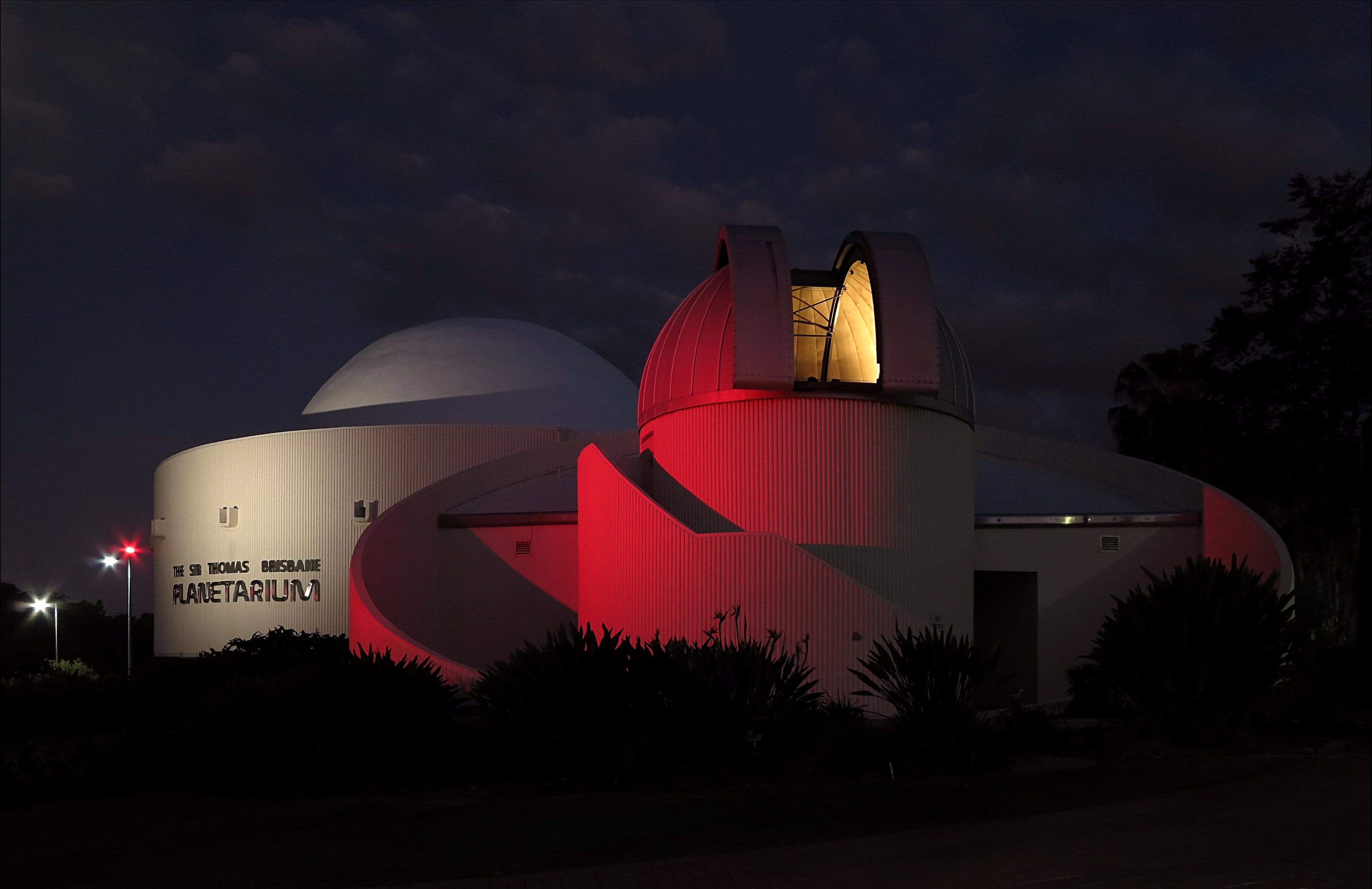 Sir Thomas Brisbane Planetarium - Accommodation Broome