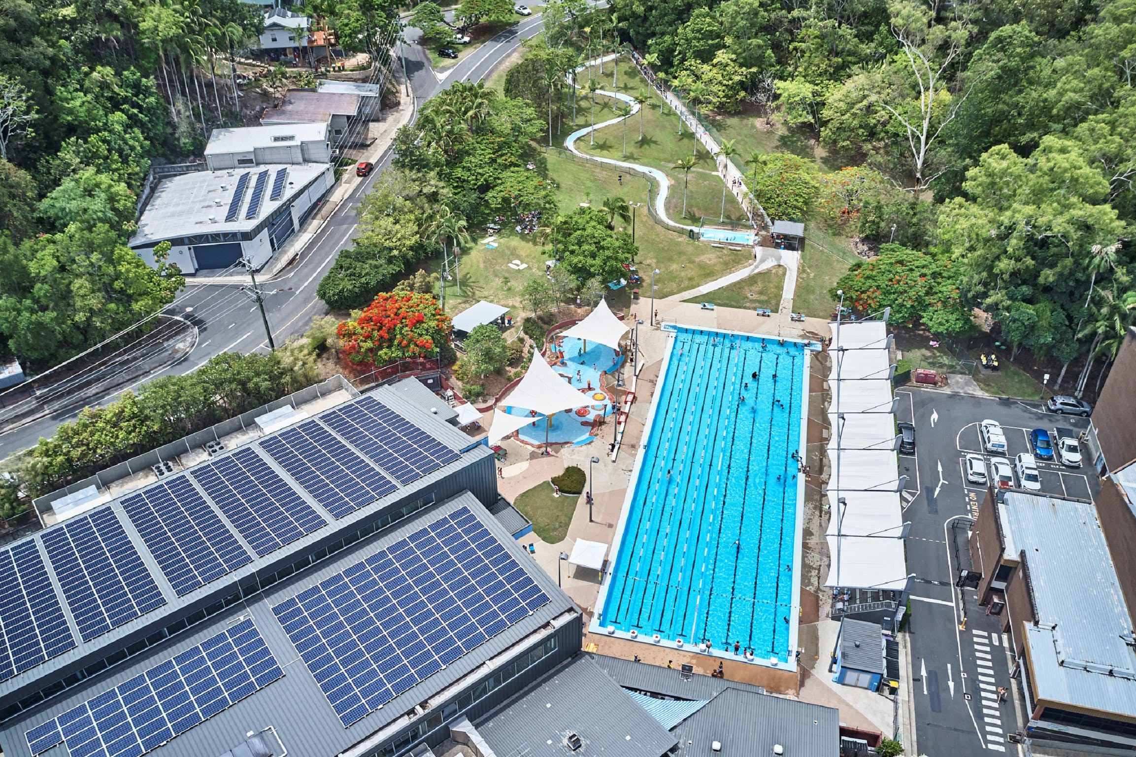 Tweed Regional Aquatic Centre - Murwillumbah - Accommodation Broome