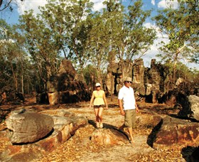 The Lost City - Litchfield National Park - Accommodation Broome