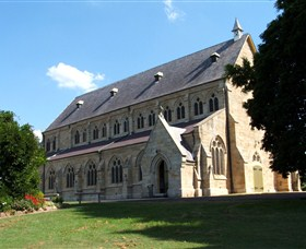 St Peters Anglican Church - Accommodation Broome