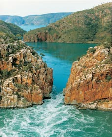 Horizontal Waterfalls - Accommodation Broome