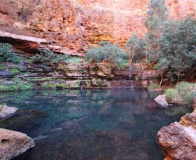 Gorge Rim Walk Dales Gorge - Accommodation Broome