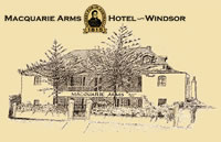 Macquarie Arms Hotel - Accommodation Broome