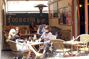 Focaccia Bar - Accommodation Broome