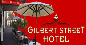 Gilbert Street Hotel - Accommodation Broome
