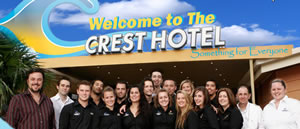 The Crest Hotel Sylvania - Accommodation Broome