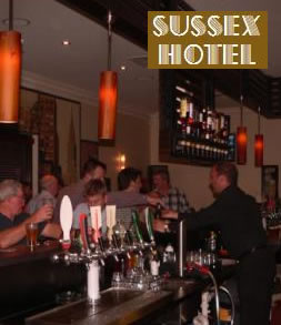 Sussex Hotel - Accommodation Broome