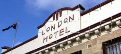London Hotel and Restaurant - Accommodation Broome