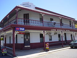 Lord Exmouth Hotel - Accommodation Broome