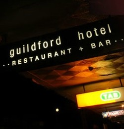 Guildford Hotel - Accommodation Broome