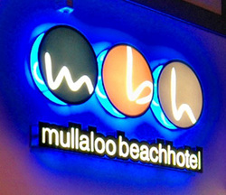 Mullaloo Beach Hotel - Accommodation Broome