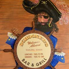 Schooners Bar  Grill - Accommodation Broome