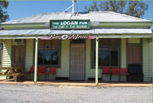 The Logan Pub - Accommodation Broome