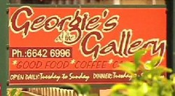 Georgies Cafe Restaurant - Accommodation Broome